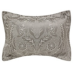 Harlequin - Taupe 'Florence' oxford pillowcase