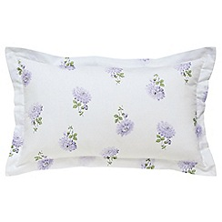 Helena Springfield - Lilac 'Georgie' breakfast cushion