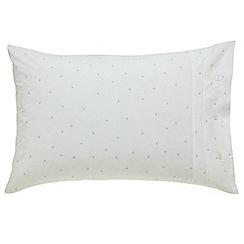 Helena Springfield - Lilac 'Georgie' standard pillowcase