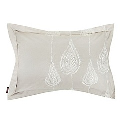 Harlequin - Light purple patterned 'Gigi' Oxford pillow case
