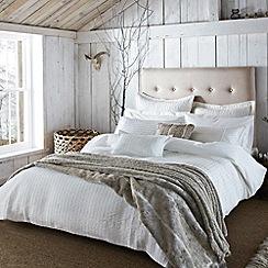Bedeck - Ivory 'Harmony' bed linen