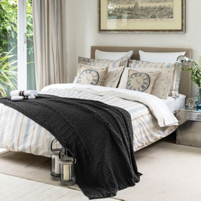 Bedeck Natural ´Henley´ bed linen - . -