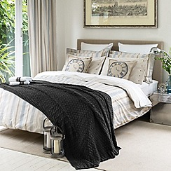 Bedeck - Natural 'Henley' bed linen