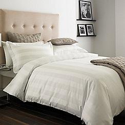 Hotel - Ivory 'Lancaster' bed linen