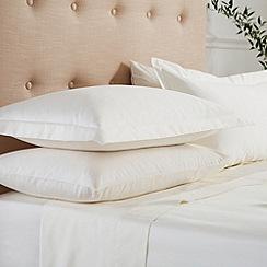 Hotel - Ivory '600tc egyptian cotton' sheets