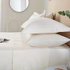 Hotel - Ivory '300tc egyptian cotton' sheets