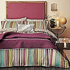 Bedeck - Multicoloured 'Ila' bed linen