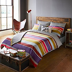 Harlequin - Multi 'Kaledio' bed linen