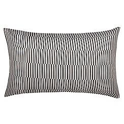 Harlequin - Multi-coloured 200 thread count cotton sateen 'Kaledio' Standard pillow cases