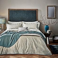 Bedeck 1951 - Light Turquoise 'Kasima' bed linen