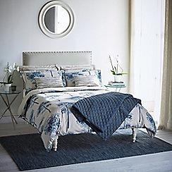 Harlequin - Blue 'Katsura' bed linen
