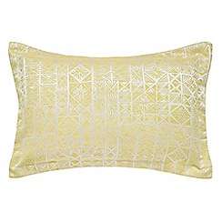 Bedeck 1951 - gold 'Nala' oxford pillowcase