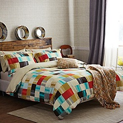 Scion - Multicoloured 'Navajo' bed linen