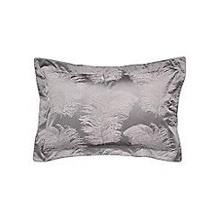 Harlequin - Light brown polycotton 'Operetta' oxford pillow case