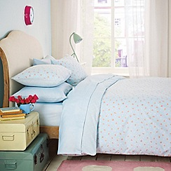 Helena Springfield - Blue 'pippa' bed linen
