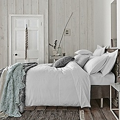 Bedeck - White 'Radiance' bed linen