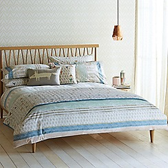 Scion - Multi 'Raita stripe' bed linen