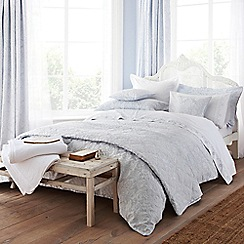 Sanderson - Blue' Richmond' bed linen