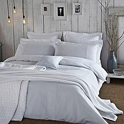 Bedeck - White 'Serenity' bed linen