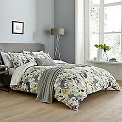 Sanderson - Grey 'Simi' bed linen