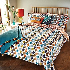 Scion - Multicoloured 'Taimi' bed linen