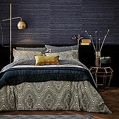 Bedeck 1951 - Navy 'Ziba' bed linen