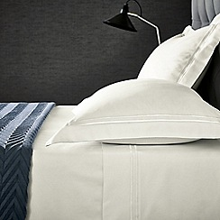Hotel - Ivory 'Linley' bed linen