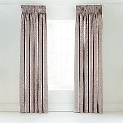 Bedeck - Mauve 'Atara' curtains