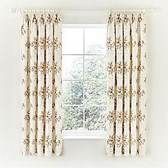 Helena Springfield - multicoloured 'Chestnut Hill' curtains