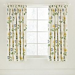 Sanderson - Blue 'Hana' curtains