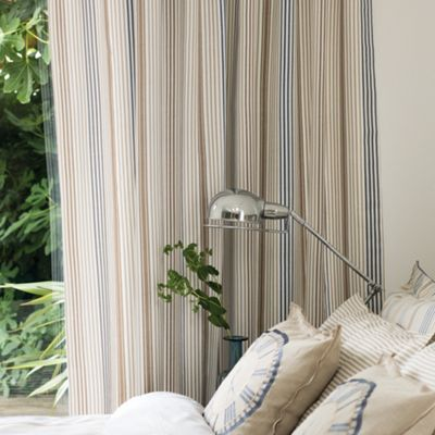 Bedeck Natural ´Henley´ curtains - . -
