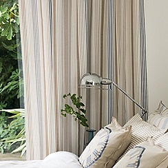 Bedeck - Natural 'Henley' curtains