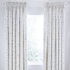 Fable - Light blue 'Kassia' curtains