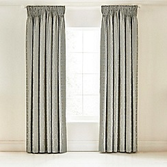 Bedeck - Light Turquoise 'Kasima' curtains