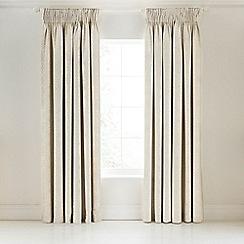 Bedeck - Natural 'Kaveri' curtains