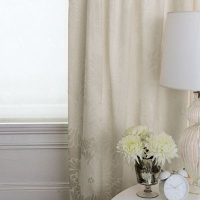 Bedeck Ivory ´Mollini´ curtains - . -