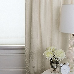 Bedeck - Ivory 'Mollini' curtains