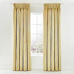 Bedeck 1951 - Gold 'Nala' curtains