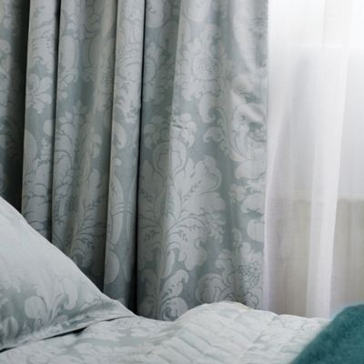 Bedeck Aqua ´Natalia´ curtains - . -