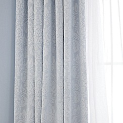Sanderson - Blue 'Richmond' curtains