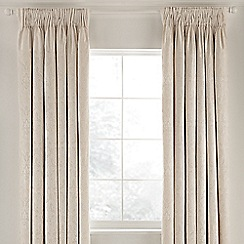 Fable - Light gold 'Saverne' curtains
