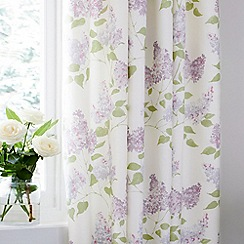 Sanderson - Lilac 'Lilacs' curtains