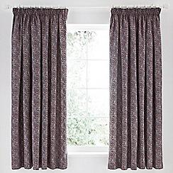 V & A - Multicoloured 'Sundara' curtains