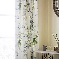 Sanderson - Blue 'Tournier' curtains