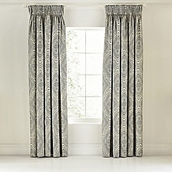 Bedeck 1951 - Navy 'Ziba' curtains