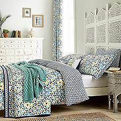V & A - Multicoloured patterned 'Alhambra' bedding set