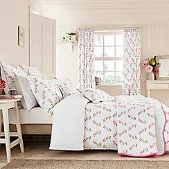 Helena Springfield - light pink 'Alice' bed linen set