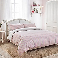 Helena Springfield - Pink 'Amberley' bed linen set