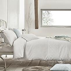 Helena Springfield - White 'Carino' bed linen set