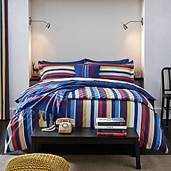Helena Springfield - Blue 'Cody' bed linen set